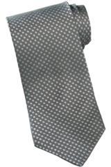 Men's Circles And Dots Tie Main Image