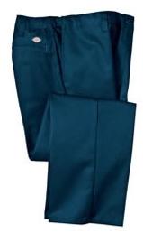Men's Flat Front Industrial Comfort Waist Pant Main Image