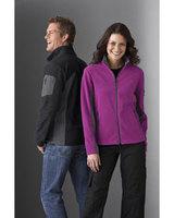 Men's Full Zip Microfleece Jacket With MP3 Pocket Main Image