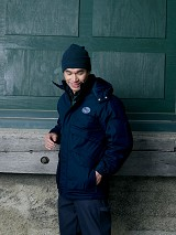 Men's Heavyweight Parka Main Image