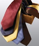 Men's Herringbone Tie Main Image