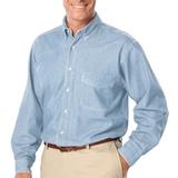 Men's Long Sleeve Premium Denim Main Image