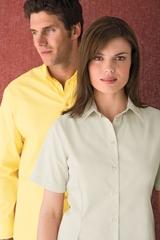Men's Long Sleeve Twill Dress Shirt Main Image