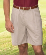 Men's Microfiber Soft Touch Shorts Main Image