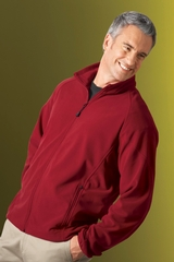 Men's Microfleece Unlined Jacket Main Image