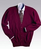 Men's No-pocket Cardigan Main Image