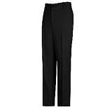 Men's Plain Front Cotton Casual Pants Main Image