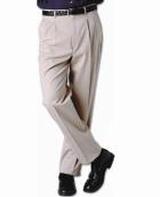 Men's Pleated Pant Main Image