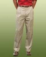 Men's Pleated Pant Main Image