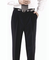 Men's Pleated Value Pants Main Image