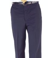 Men's Poly / Wool Flat Front Pant Main Image