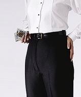 Men's Polyester Casino Pant Main Image