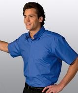 Men's Short Sleeve Cafe Shirt Main Image