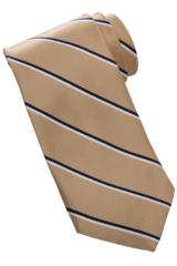 Men's Striped Pattern Tie Main Image