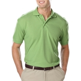 Men's Value Soft Touch Pique Polo Main Image