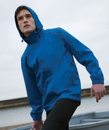 Men's Waterproof Lightweight Ripstop Jacket Main Image