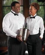 Men's Wing Collar Tuxedo Shirt Main Image