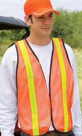 Mesh Safety Vest Main Image