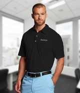 Cutter & Buck Men's DryTec Big & Tall Hamden Jacquard Polo Shirt Main Image