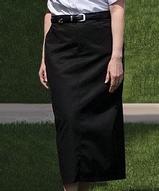 Misses Long Chino Skirt Main Image
