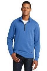 New Era Tri-Blend Fleece 1/4-Zip Pullover Main Image