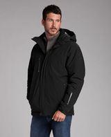 Men's Cutter & Buck WeatherTec Sanders Jacket Main Image