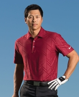 Nike Golf Dri-FIT Embossed Polo Main Image