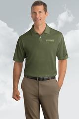 Nike Golf Dri-FIT Pebble Texture Polo Shirt Main Image