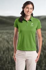 Women's Nike Golf Dri-FIT Pebble Texture Shirt Main Image