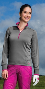 Women's Nike Golf Dri-Fit 1/2-Zip Cover-Up Main Image