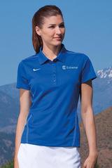 Women's Nike Golf Shirt Dri-FIT Sport Swoosh Pique Polo Main Image