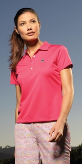 Women's Nike Golf Shirt Tech Basic Dri-FIT Polo Main Image