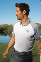 Nike Dry Raglan Polo Main Image