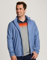 Cutter & Buck Big & Tall Panoramic Packable Wind Jacket Main Image