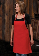 No Pocket Bib Apron Main Image