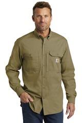 Carhartt Force Ridgefield Solid Long Sleeve Shirt Main Image