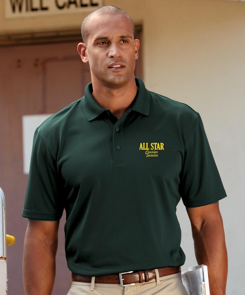 Our Toughest Uniform Polo Work Shirt