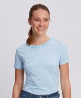Women's Advantage Space-Dye Tee Main Image