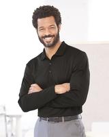 Adidas Climalite Long Sleeve Golf Shirt Main Image