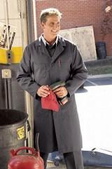 Poly / Cotton Blend Shop Coat Main Image