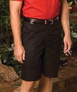 Poly / Cotton Twill Men's Shorts Main Image