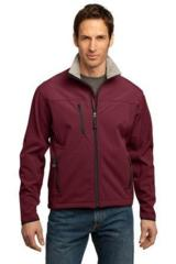 Port Authority Tall Glacier Soft Shell Jacket Main Image