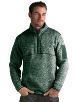 Antigua Men's Fortune Sweater-Knit Half-Zip Main Image