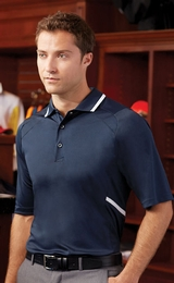 Propel Eperformance Interlock Polo With Contrast Tape Main Image