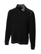 Men's Cutter & Buck Big & Tall Overtime Pullover Main Image