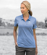 Women's Nike Golf Dri-FIT Heather Polo Main Image