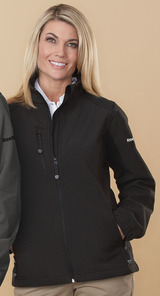 Women's Reebok Softshell Playshield Jacket Main Image