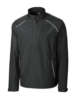 Men's Cutter & Buck Big & Tall WeatherTec Beacon 1/2-Zip Jacket Main Image