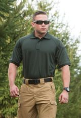 Men's Snag-Free Short Sleeve Polo Shirt Main Image