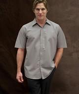 Short Sleeve Specialized Pocketless Work Shirt Main Image